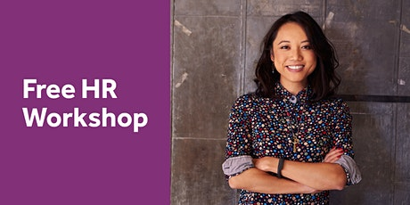 Free HR Workshop: Setting up your Business for Success 2021- Lower Hutt tickets