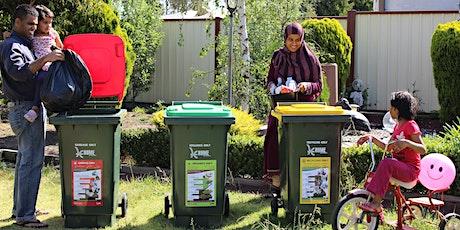 Waste Community Conversations tickets