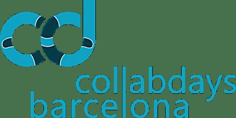 CollabDays Barcelona 2021 entradas