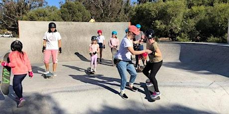 (Girls/Ladies Only) Bibra Lake Free  Skateboard Clinics tickets