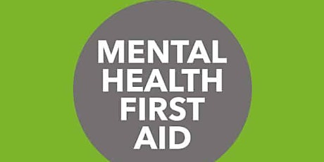 Full Mental Health First Aid  2 day course OFQUAL tickets