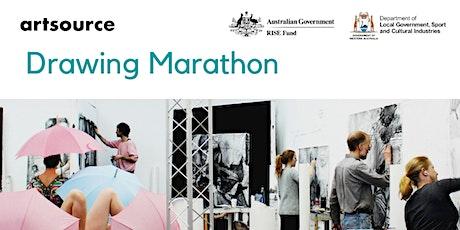 Drawing Marathon tickets