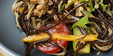 Cooking Hearty Salad Meal Class with Shima Shimizu tickets