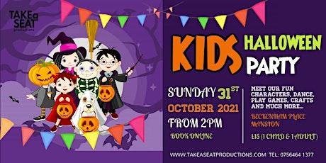 Kids Halloween Party tickets