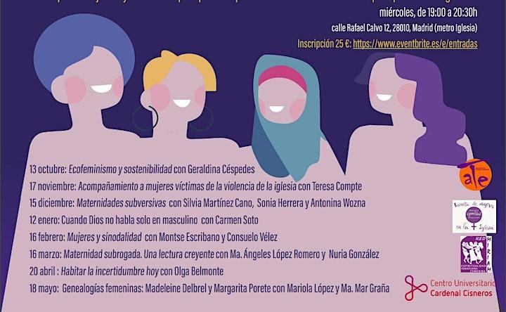 """Imagen de VI Seminario """"Mujeres en diálogo"""""""