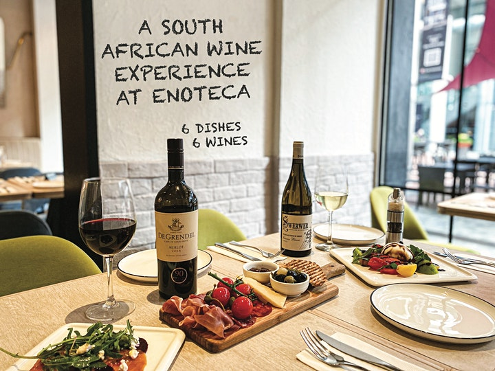 Springbok Wines Present: A South African Experience at Enoteca image