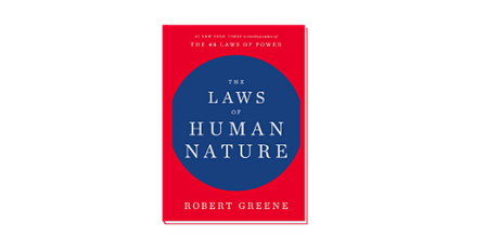 Book Review & Discussion : The Laws of Human Nature tickets