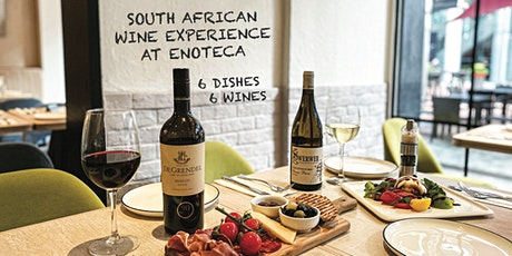 Springbok Wines Present: A South African Experience at Enoteca tickets