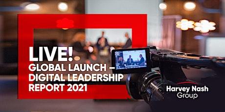 Digital Leadership Report Event 2021 tickets