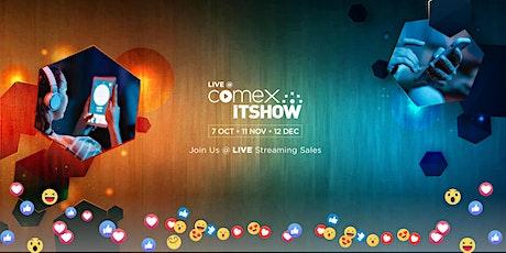 LIVE@COMEXITSHOW tickets