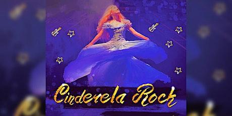 Mais de 50% de Desconto! Cinderela Rock - O Musical no Teatro West Plaza ingressos
