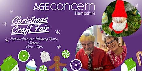 Christmas Craft Fair (Dibden) tickets