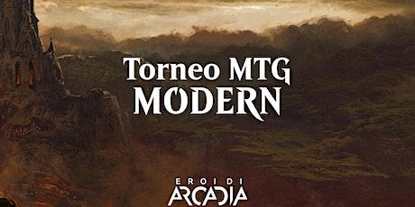 Torneo MTG Modern Lunedì  18 Ottobre biglietti