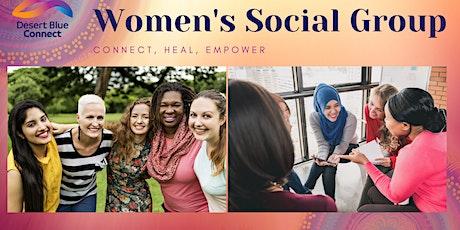 Women's Social Group tickets