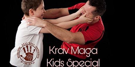 Krav Maga Kinder Selbstverteidigungskurs (7-12 Jahre) Heidelberg Tickets