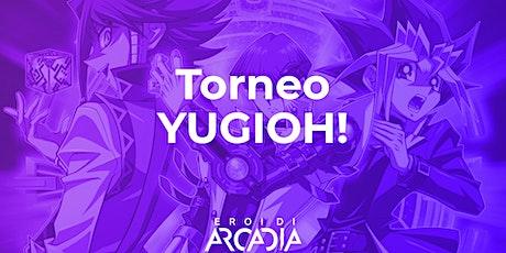 Torneo Yu-Gi-Oh! Giovedì 21 Ottobre biglietti