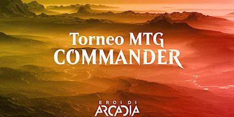 Copia di Torneo MTG Commander 2vs2 Mercoledì 27 Ottobre biglietti