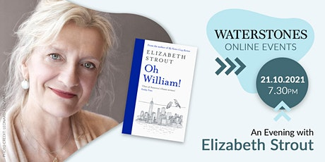 An Evening with Elizabeth Strout tickets