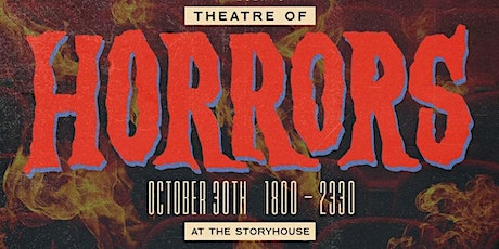 Geddes + Gioia presents - Theatre of Horrors tickets