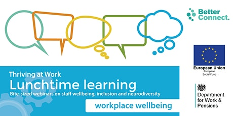 Thriving at Work with York Mind: Winter wellbeing for you and your staff tickets