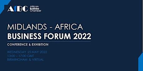 AfBC Midlands - Africa Business Forum tickets