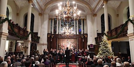 Carers Trust Christmas carol concert 2021 tickets