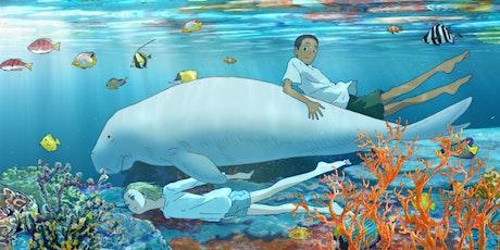 Japanese Film Festival Satellite 2021 - Children of the Sea (海獣の子供) tickets