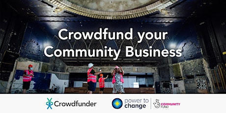 Crowdfund your Community Business tickets