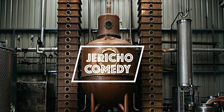 Jericho Comedy at the Oxford Artisan Distillery tickets