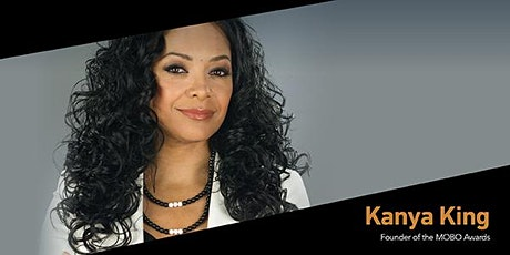 Inspiring Story: From MOBO to MOBOLISE by Kanya King tickets