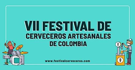 Festival de Cerveceros Artesanales de Colombia entradas