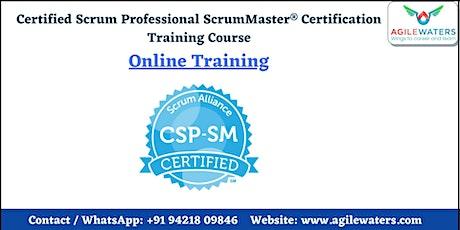 Certified Scrum Professional ScrumMaster® Certification Online Training tickets