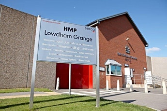HMP Lowdham Grange Recruitment Evening tickets