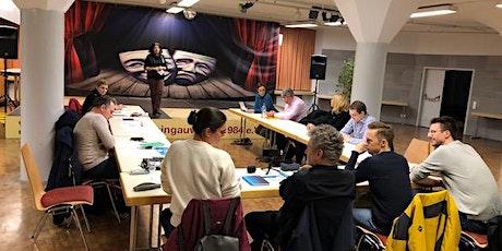 Reden lernen beim Rhetorik Club Wiesbaden Tickets