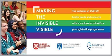 LGBTQ+ Health Research Webinar tickets