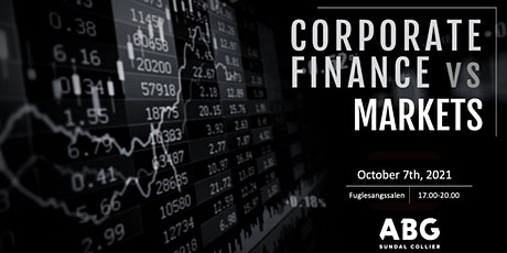 Waiting list for Corporate Finance VS Markets tickets