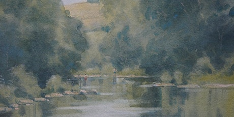 Watercolour painting with Colin Allbrook tickets