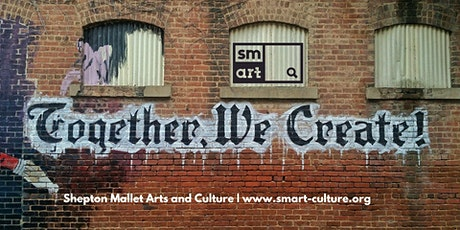 SMart Social with talk from Rev Gill Sakakini - Pioneer Priest in the Arts tickets