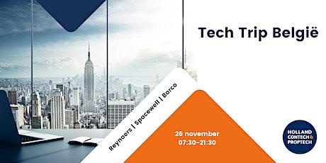 TechTrip België tickets