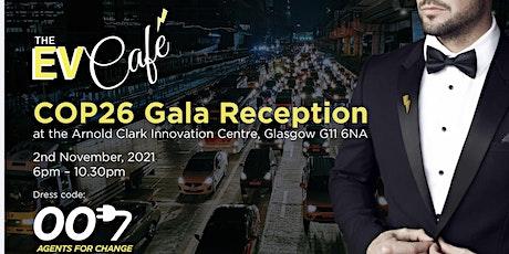 COP26 - Gala Reception tickets