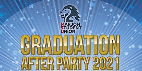 Marjon Student Union Graduation After Party 2021 tickets