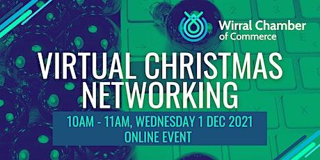 Virtual Christmas Networking tickets