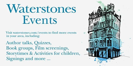 Waterstones Farnham Book Club tickets