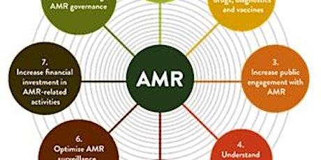 AMR@Leeds Seminar: AMR Surveillance and the 'antibiotic footprint' tickets