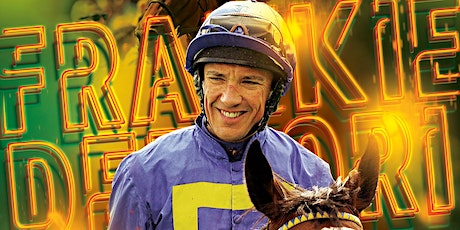 An Evening with Frankie Dettori MBE tickets
