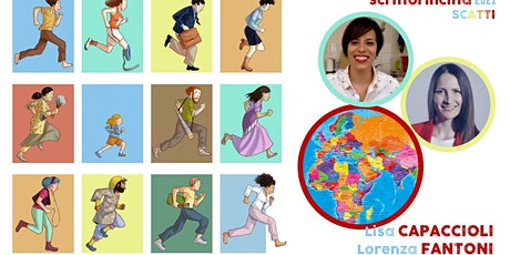 Il mondo in 5 scatti > Lisa Capaccioli e Lorenza Fantoni (I-II PRIMARIA) biglietti