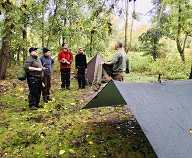 An Introduction to Bushcraft LEE VALLEY tickets