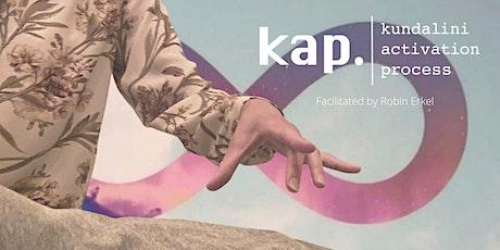 KAP Kundalini Activation Process Amsterdam by Robin Erkel tickets
