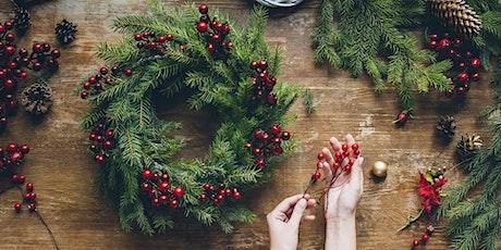 Christmas Wreaths tickets