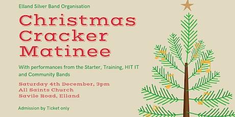 Christmas Cracker Matinee tickets